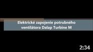 Zapojenie Dalap Turbine M
